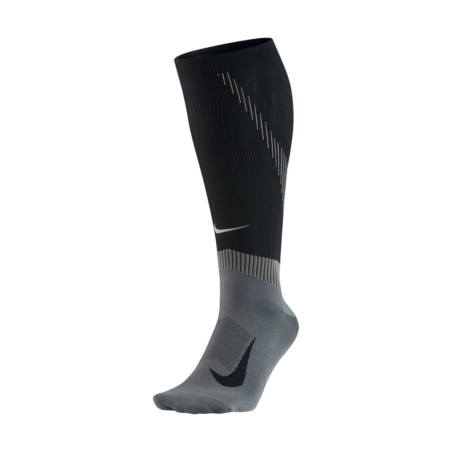 Nike Elite Compression Over The Calf Socks - Black