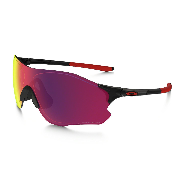 Oakley EVZero Path Glasses - Polished Black/Prizm Road
