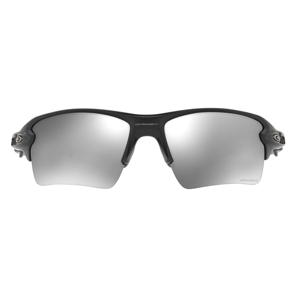 Oakley Flak 2.0 XL Glasses - Matte Black/Prizm Black Iridium