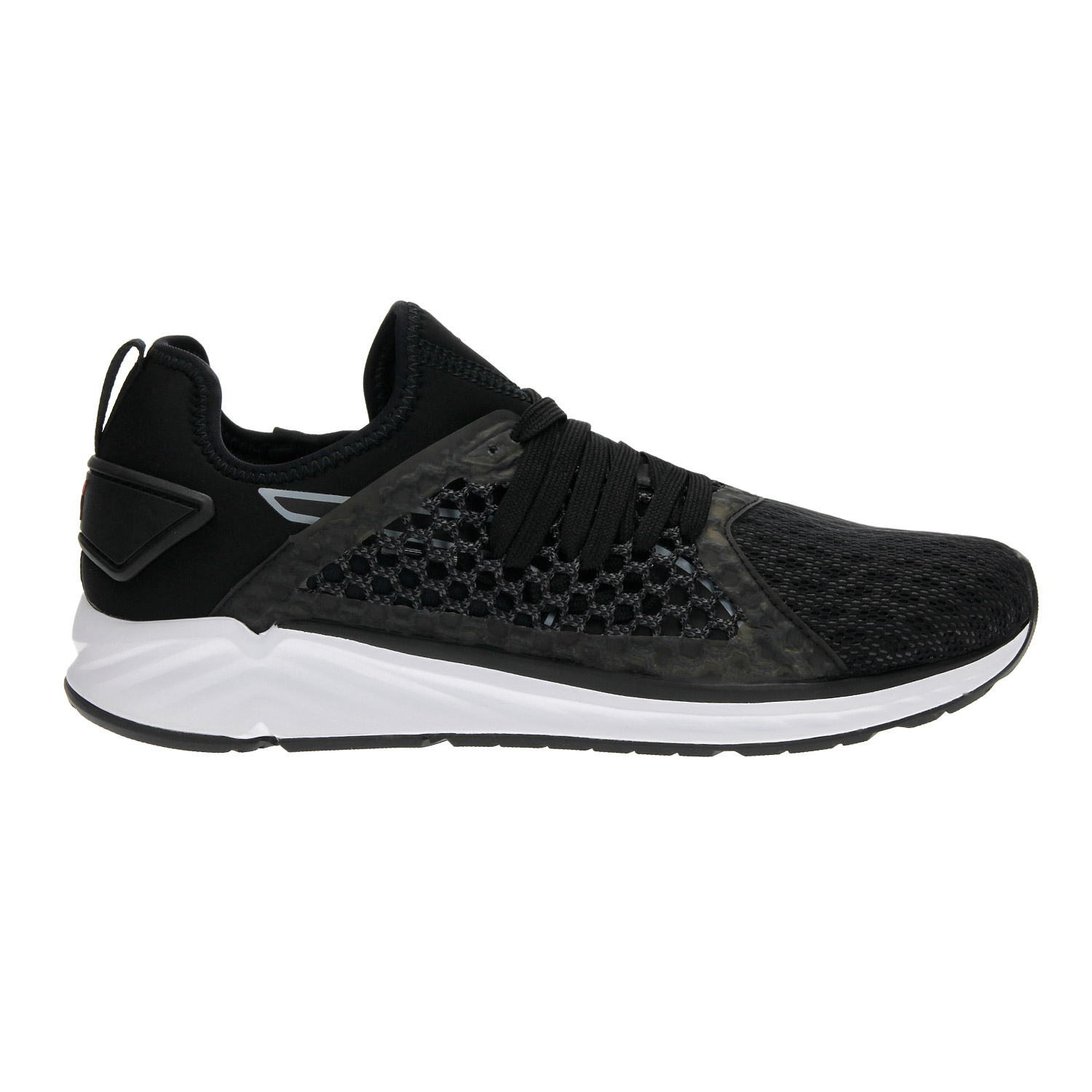 Puma IGNITE 4 NETFIT Scarpe Running Donna Black