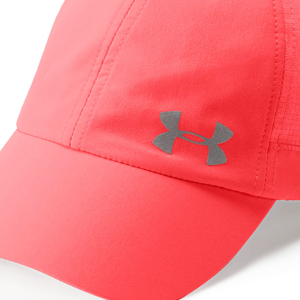 Under Armour Fly By Cap Womens - Fluo Pink