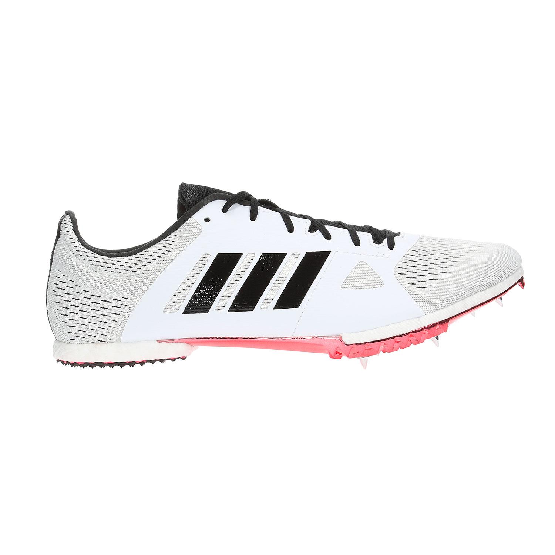 Adidas Adizero MD Scarpe Chiodate Mezzofondo Bianco