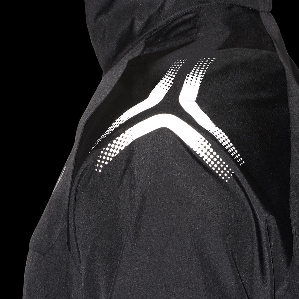 Asics Icon Jacket - Black