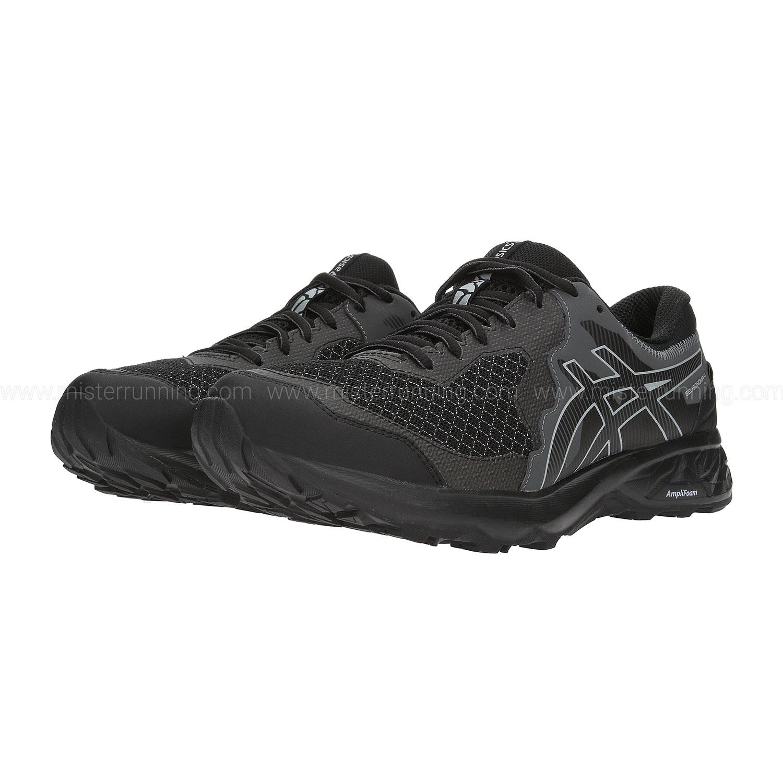5f2758aa36e Asics Sonoma 4 GTX Mens Trail Running Uomo - Black Grey