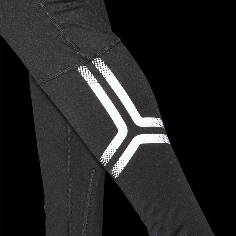 Asics Icon Winter Tights - Black/Grey