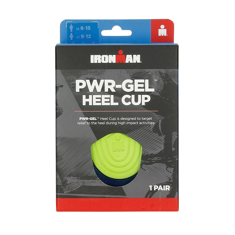 Ironman Pwr Gel Heel Cups Taloneras