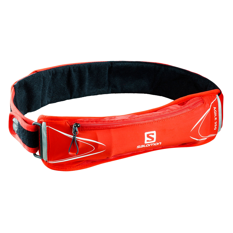 Salomon Agile 250 Cintura Running Red