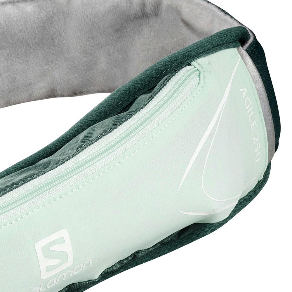 Salomon Agile 250 Belt Set - Petrol/Mint Green