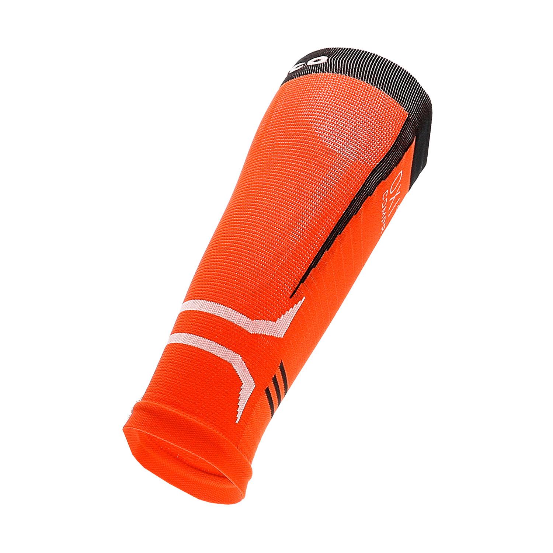 Mico Oxi-Jet Compression Calf Sleeve - Orange