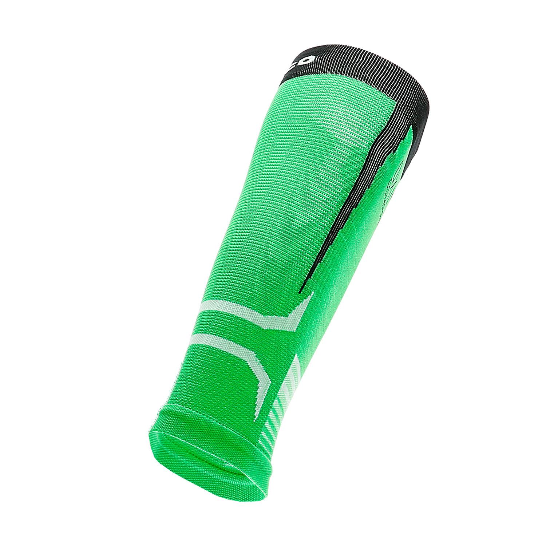 Mico Oxi-Jet Compression Calf Sleeve - Verde Fluo