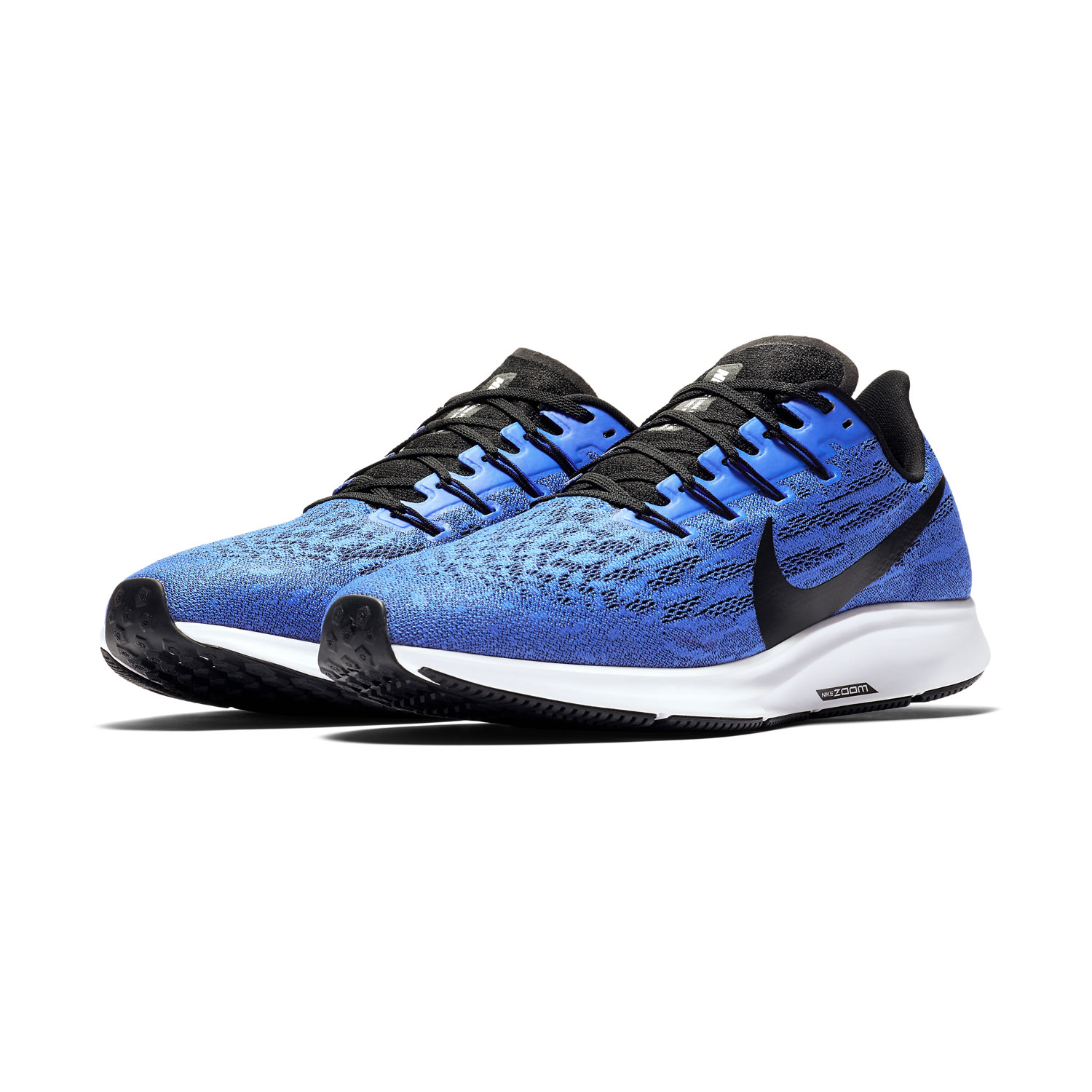 Shoes NIKE Air Zoom Pegasus 36 AQ2203 400 Racer BlueBlackWhite