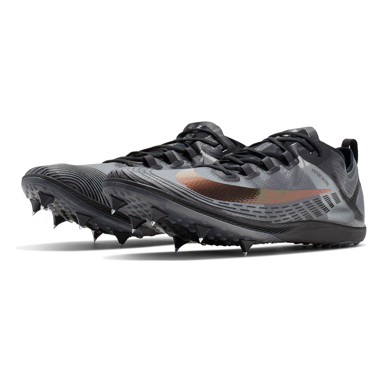 Nike Zoom Victory 5 XC - Black/Metallic Silver