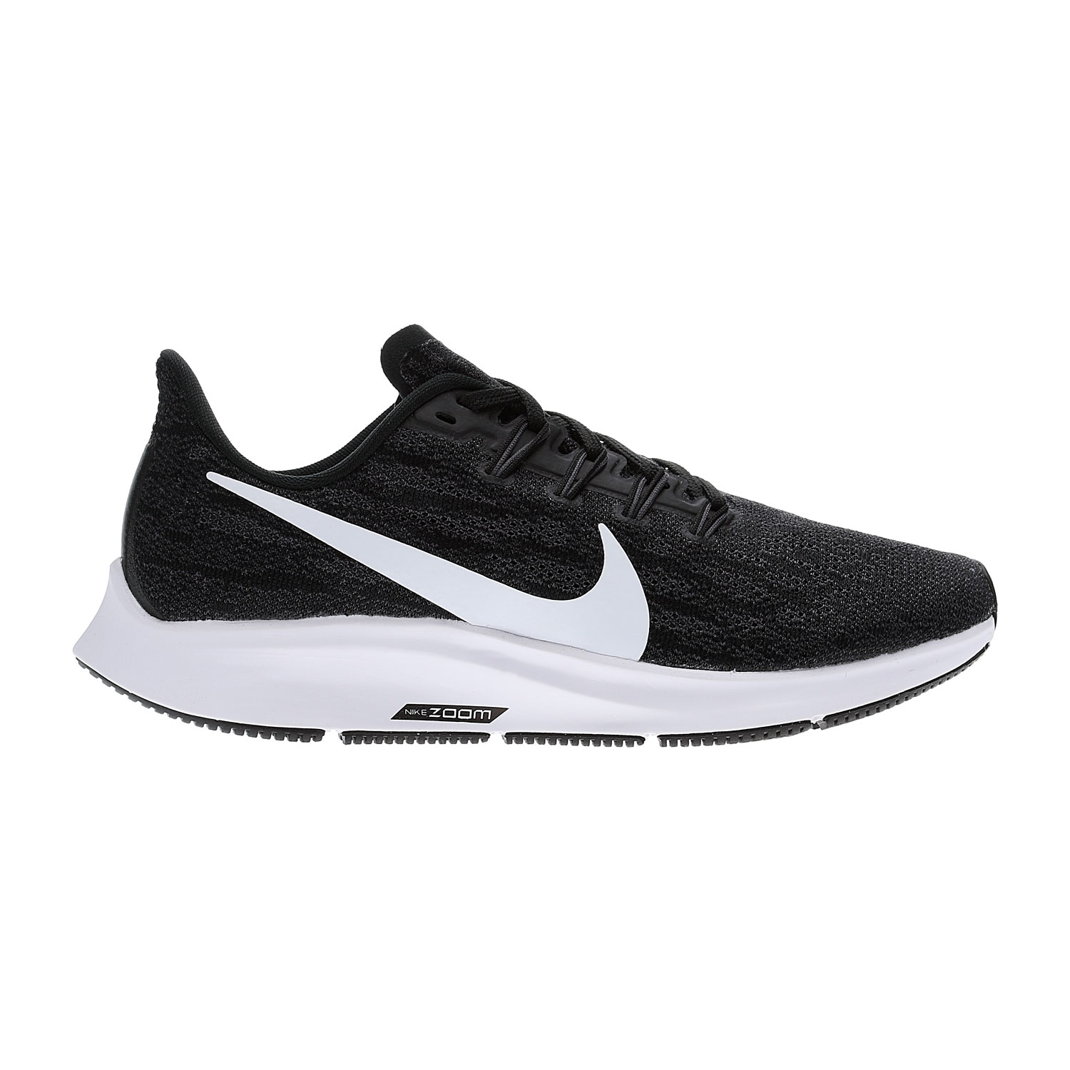 sports shoes 36069 75bfe Nike Pegasus 36 Women's Running Shoes - Black/White
