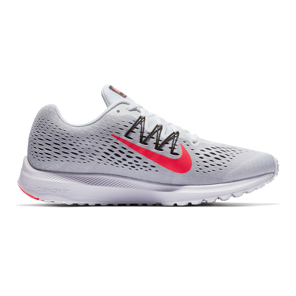 5a7a1d800027 Nike Air Zoom Winflo 5 Men s Running Shoes - Grey Red