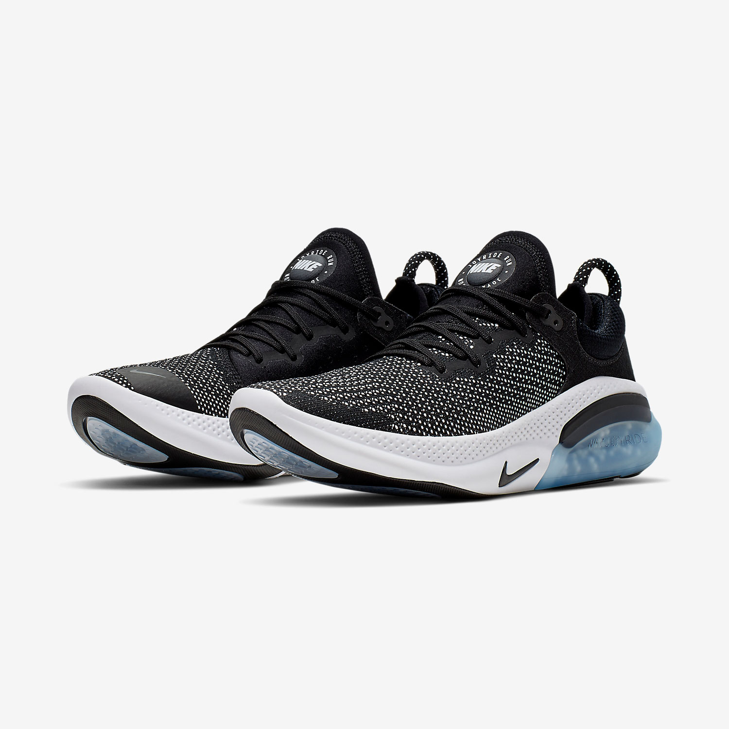 Nike Joyride Run Flyknit - Black/White