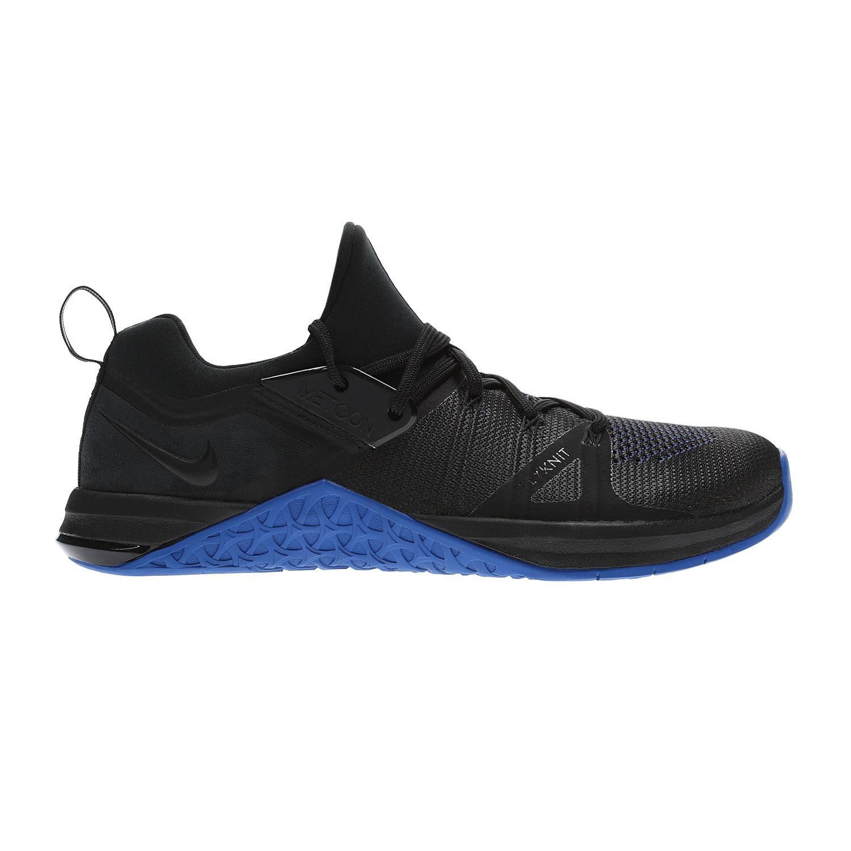 Nike Metcon Flyknit 3 - Black/Game Royal/Orange Peel