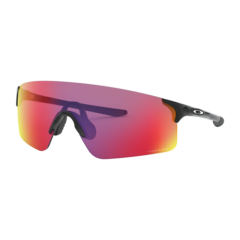 Oakley EVZero Blades Glasses - Polished Black/Prizm Road