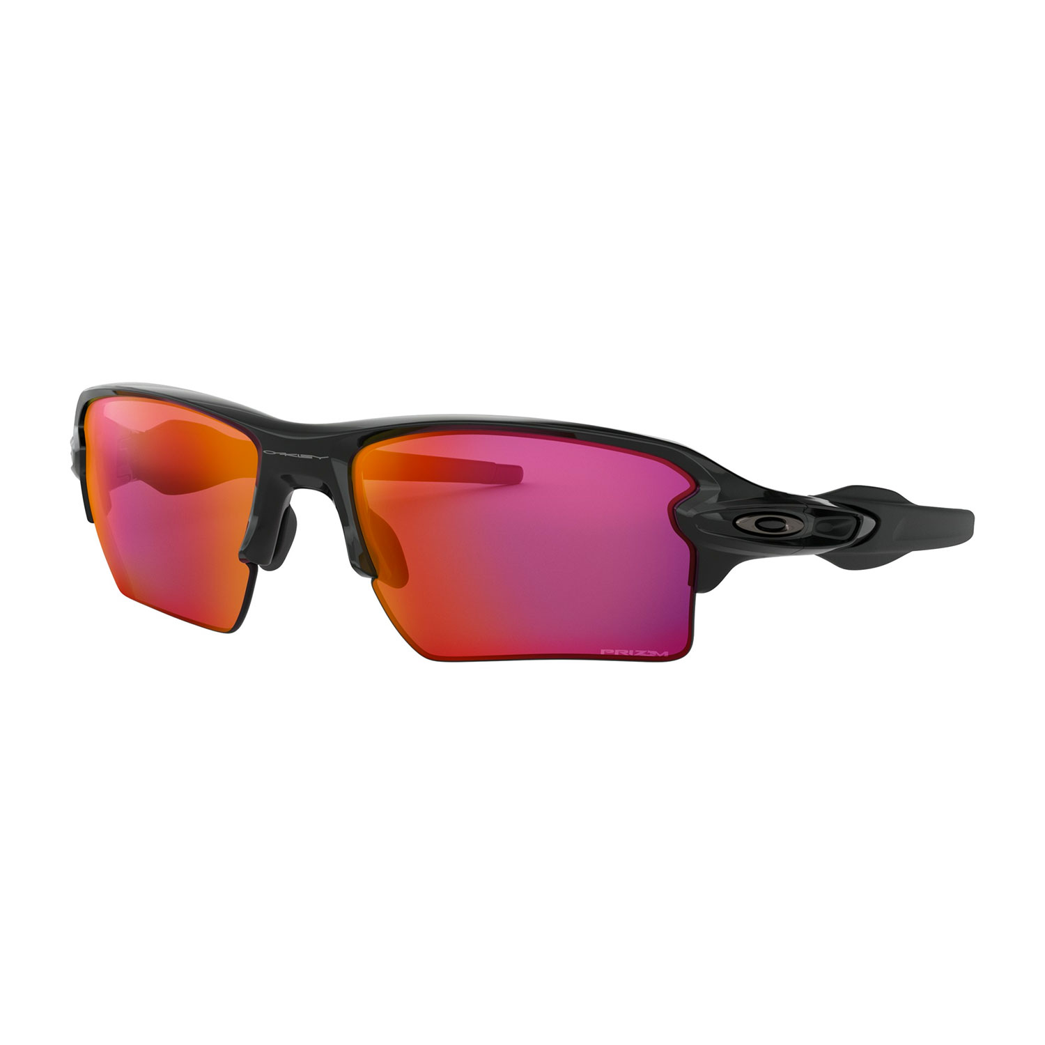 Oakley Flak 2.0 XL Glasses - Polished Black/Prizm Field