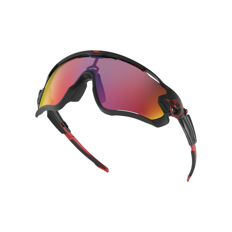 Oakley Jawbreaker Glasses - Matte Black/Prizm Road