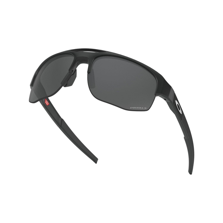 Oakley Mercenary Glasses - Matte Black/Prizm Black Polarized