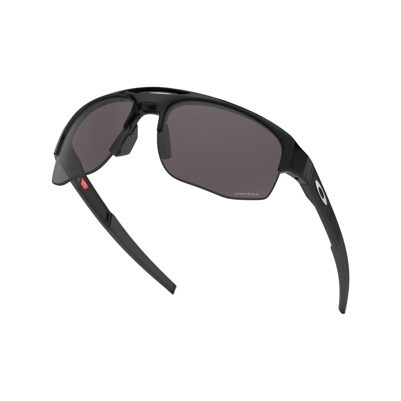 Oakley Mercenary Glasses - Polished Black/Prizm Grey