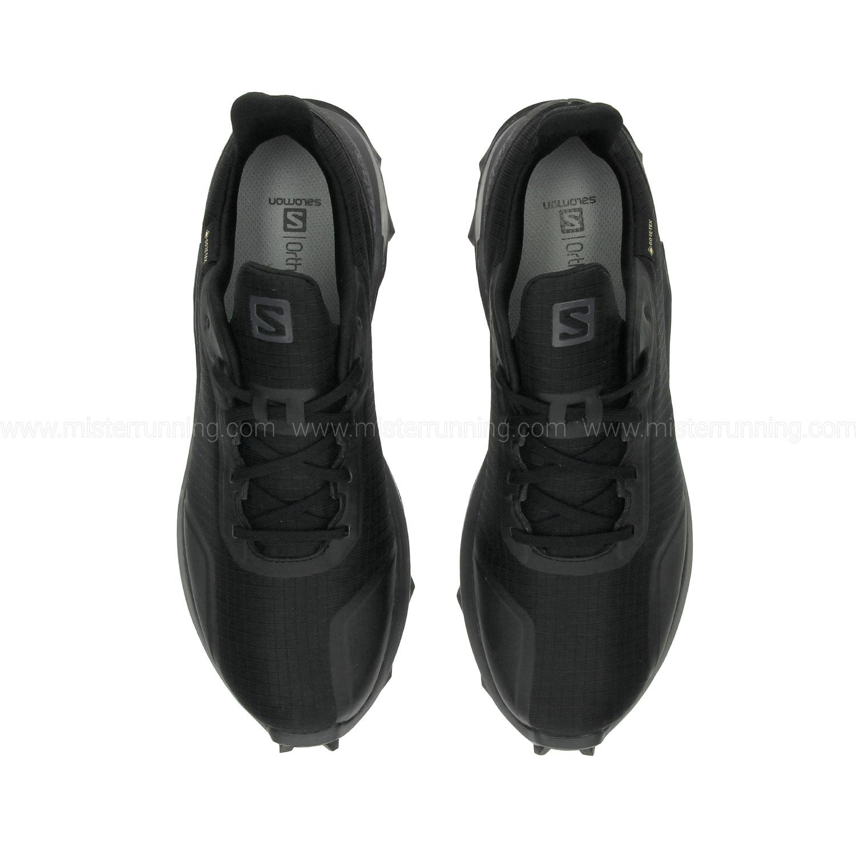 Salomon Alphacross GTX - Black/Ebony/Black