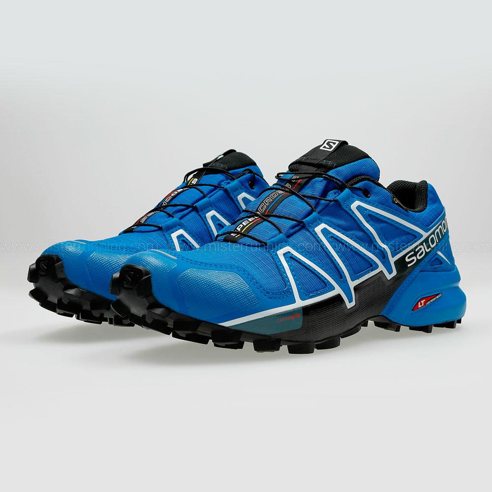 b8f775e3dff Salomon Speedcross 4 GTX Men's Trail Shoes - Blue