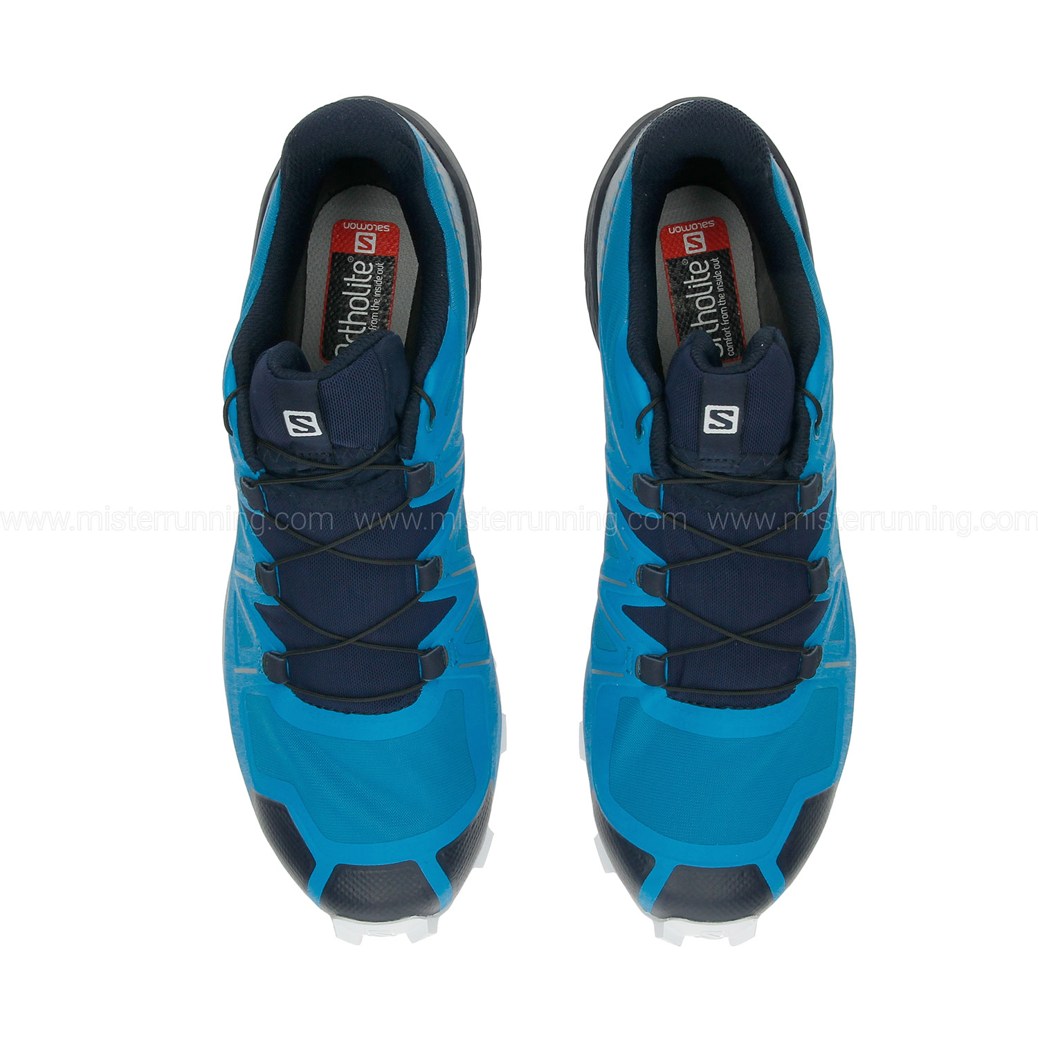 Salomon Speedcross 5 - Fjord Blue/Navy Blazer/Illusion Blue