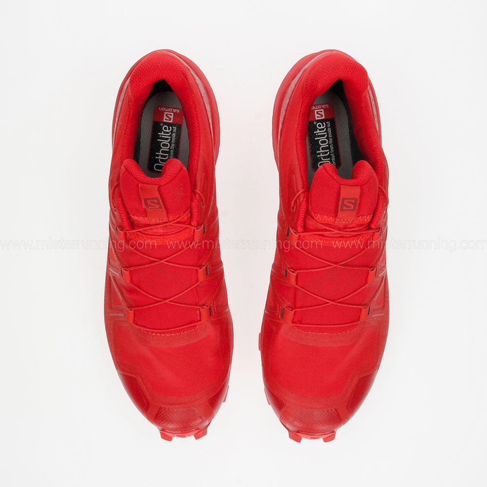 Salomon Speedcross 5 - Red