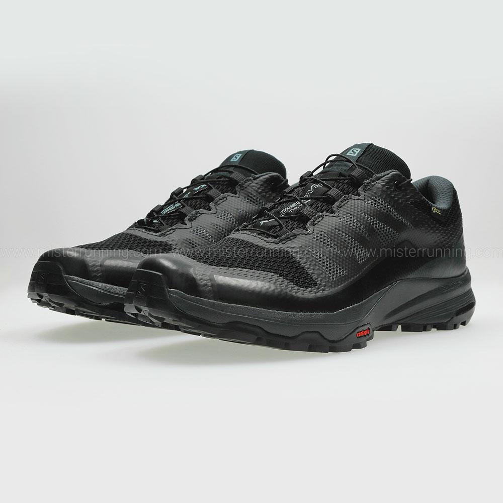 Salomon Xa Discovery Gtx Men S Trail Shoes Black