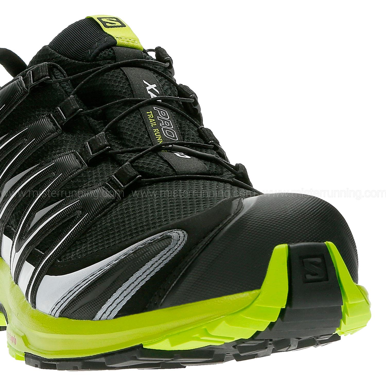 8c57ca7e8b7f Salomon XA Pro 3D GTX Men s Trail Shoes - Black White