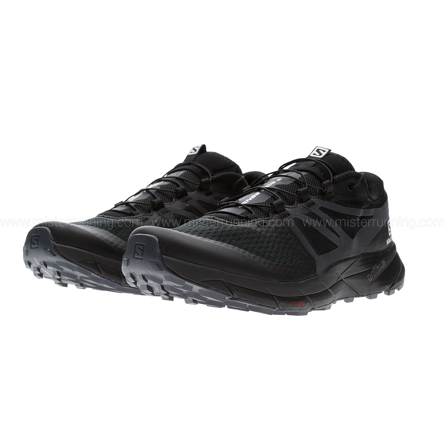Salomon Sense Ride 2 - Black/Phantom/Ebony