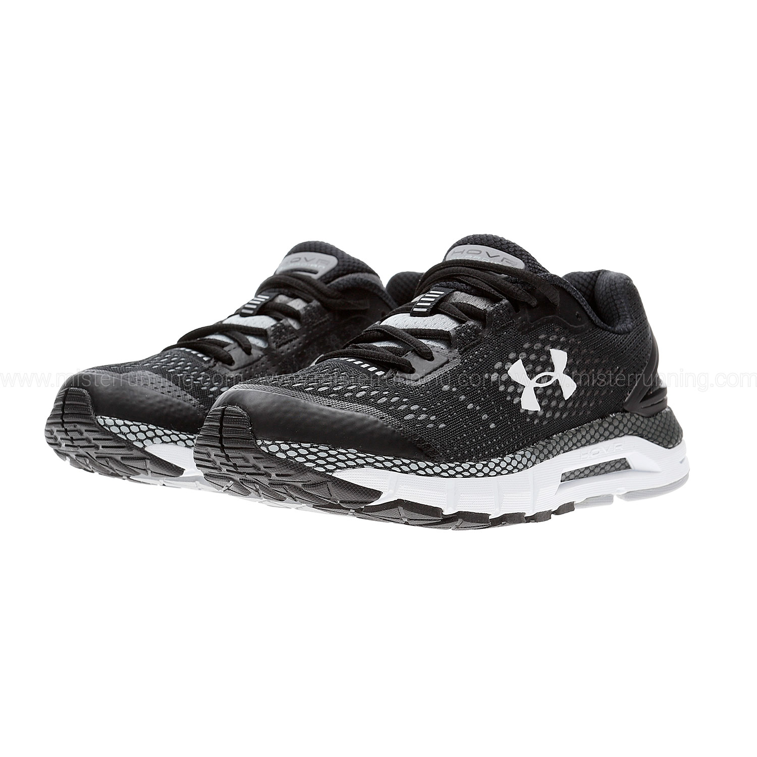 Under Armour Hovr Guardian - Black/Mod Gray