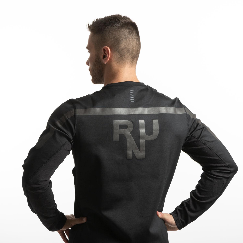 Under Armour Qualifier ColdGear Shirt - Black