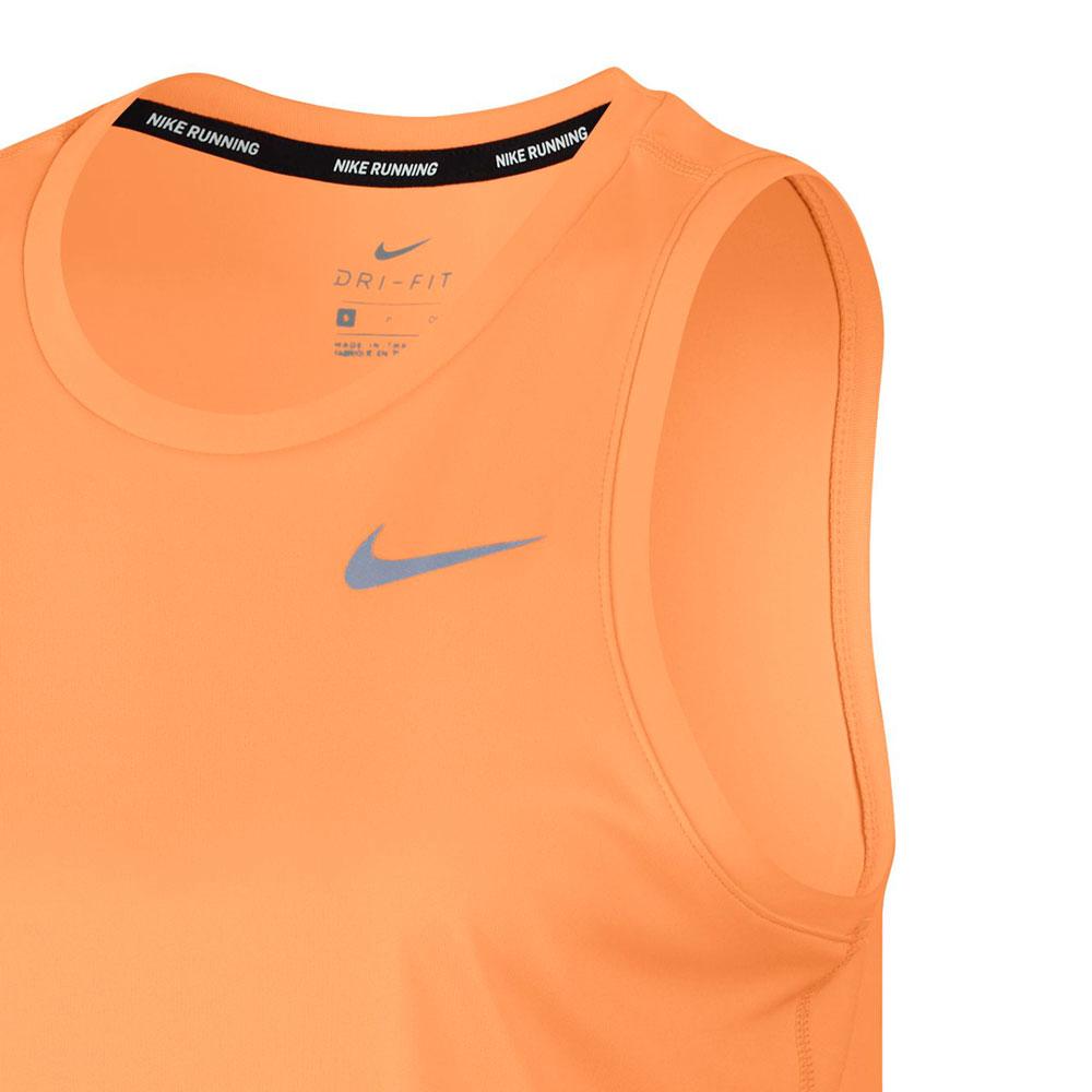 Nike Miler Tank - Orange
