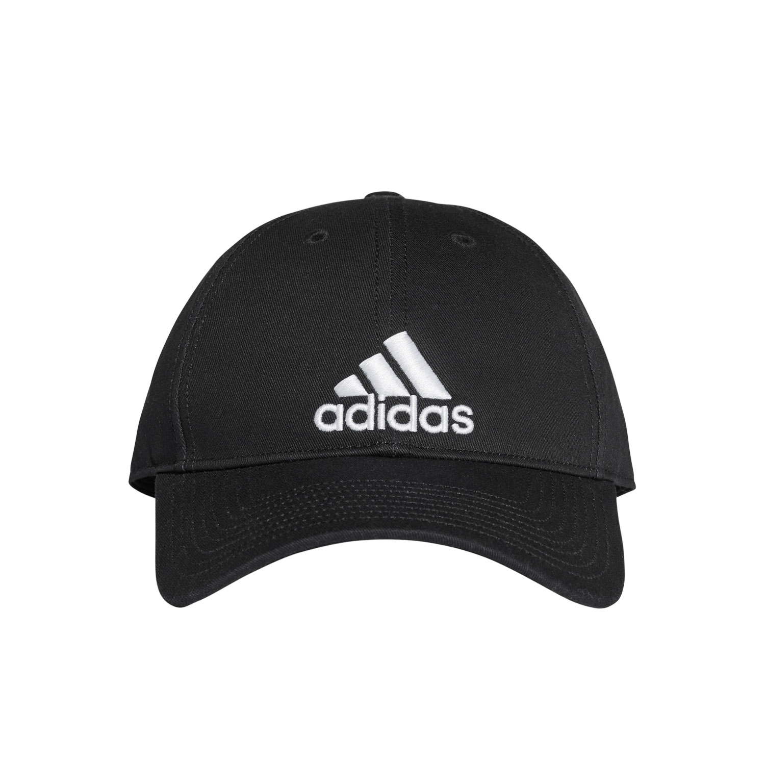 Adidas Classic Six Panel Cap - Black/White