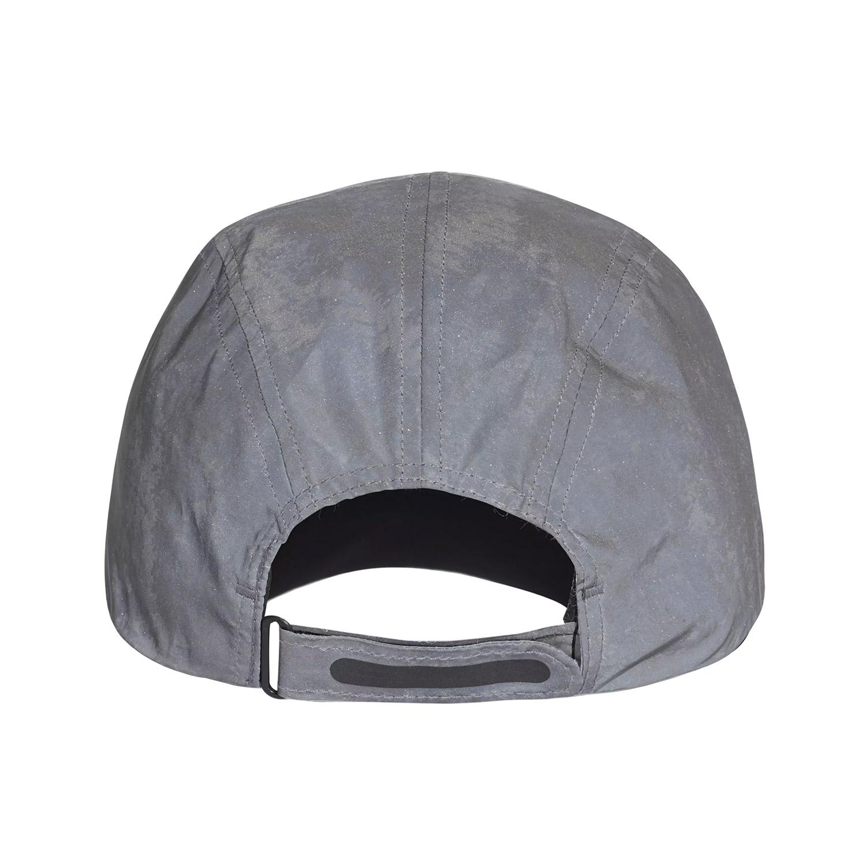... Adidas Run Reflective Men s Cap - Silver Black ... 52bfe09fc57f