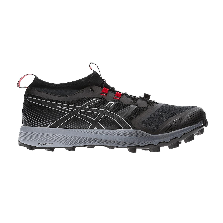 Asics FujiTrabuco Pro Mens Trail Running Shoes BlackBlack