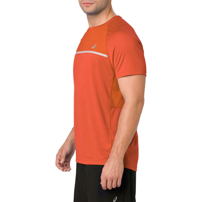 Asics Dry T Shirt Orange