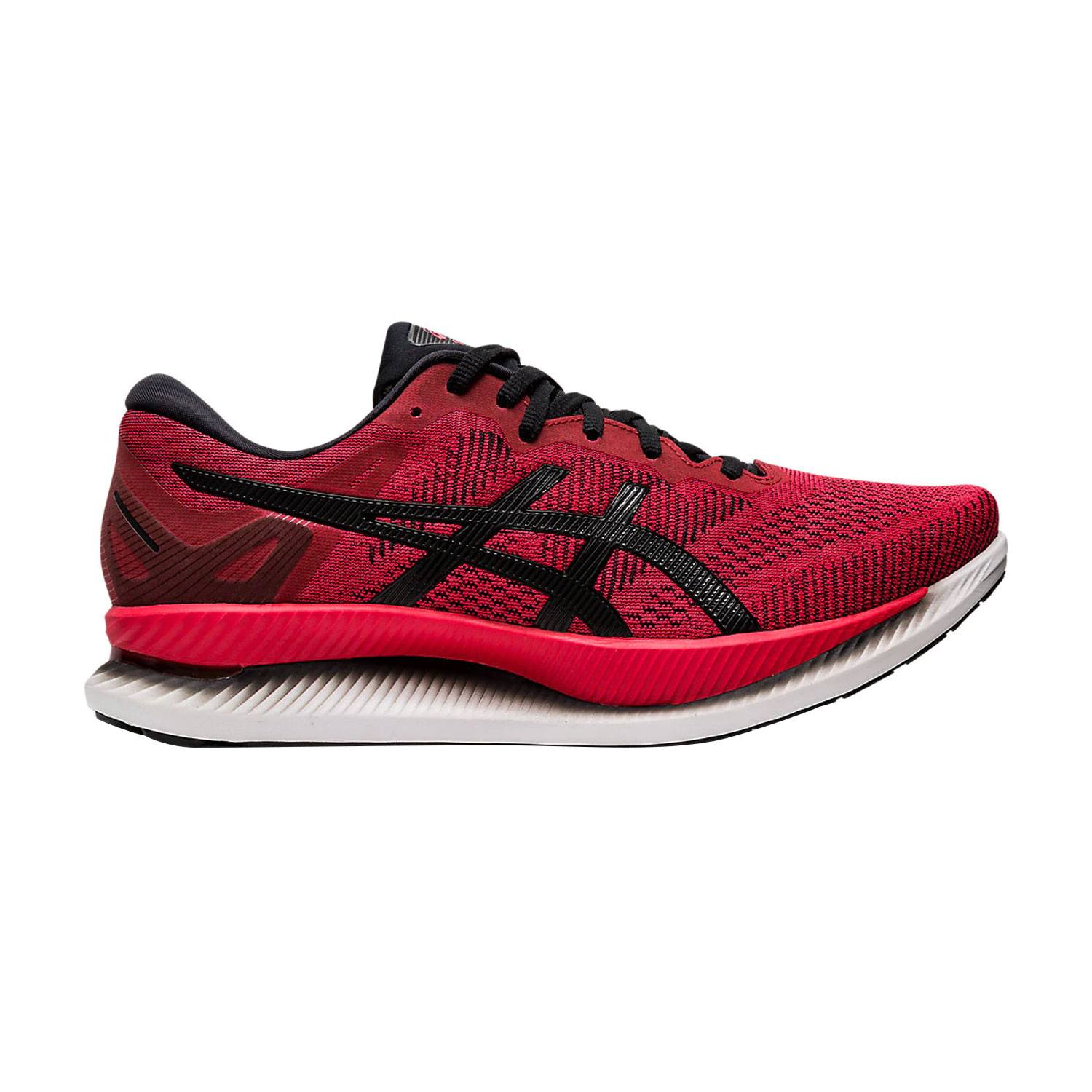 Asics Glideride - Speed Red/Black