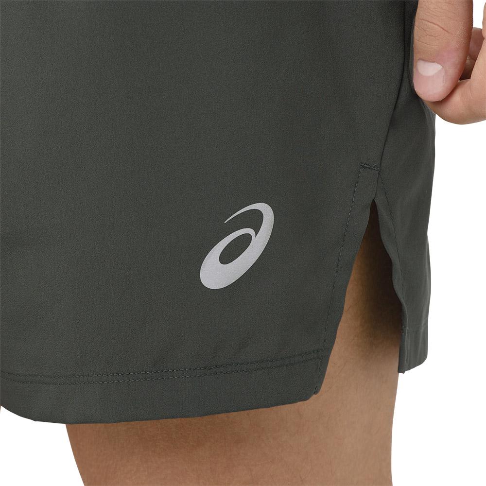 Asics Silver 5in Shorts - Dark Grey