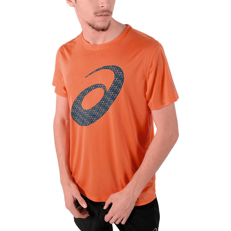 Asics Silver Graphic 3 - Orange