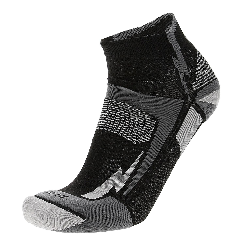 negozio ufficiale prezzo di fabbrica di alta qualità Mico Light X-Static Argento Calze Running Uomo - Black/Grey
