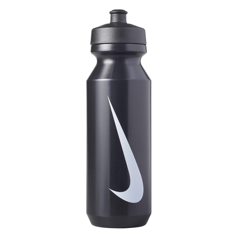 Nike Big Mouth Swoosh 950 ml Water Bottle - Black/White