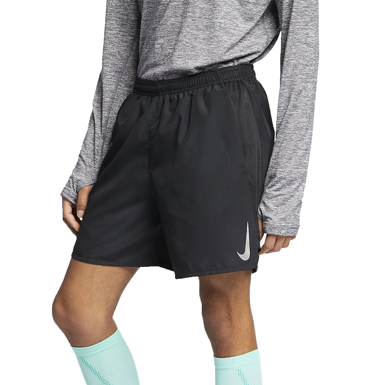 Nike Challenger Pantaloncini da Running per Uomo - Black