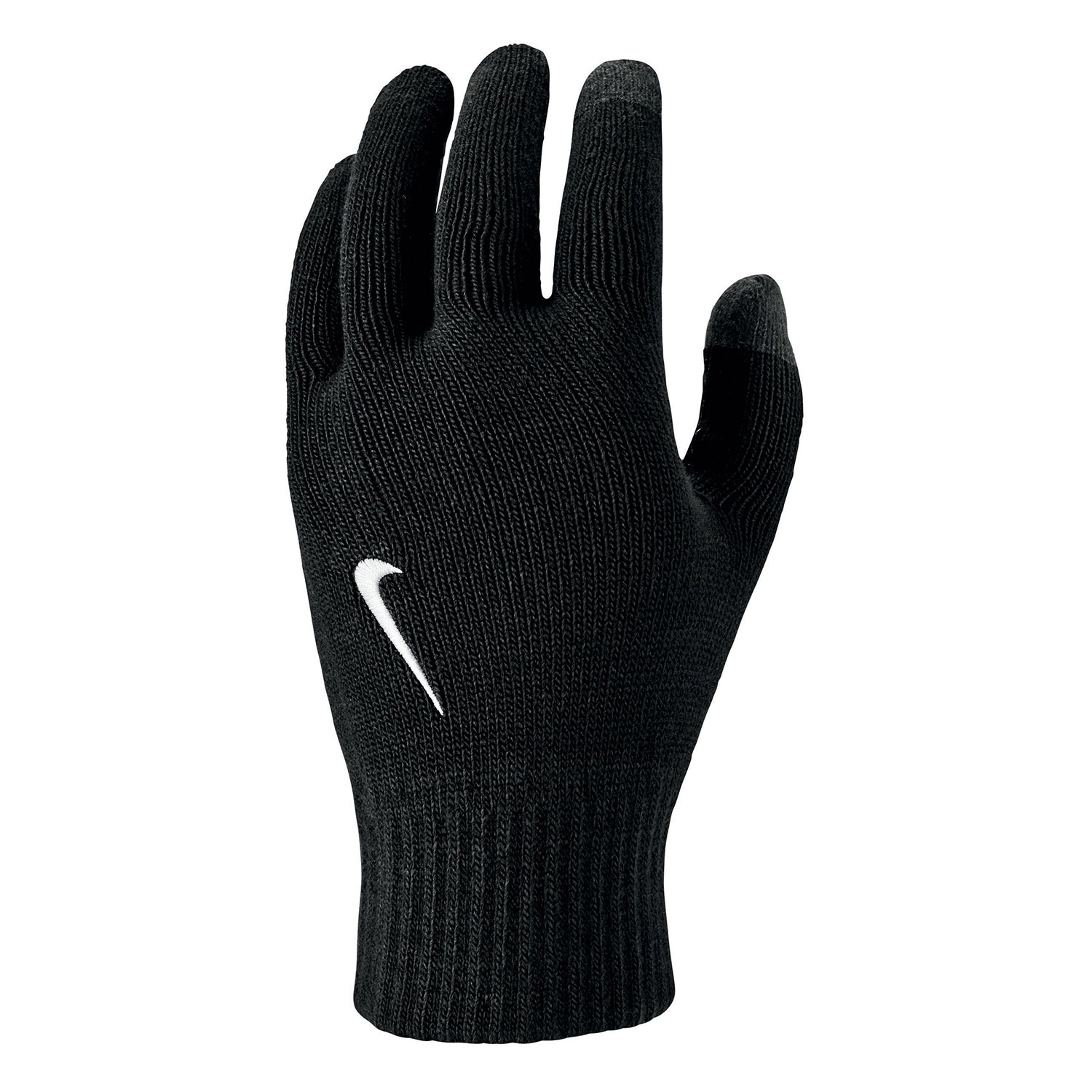 Nike Knitted Tech And Grip Guanti - Black