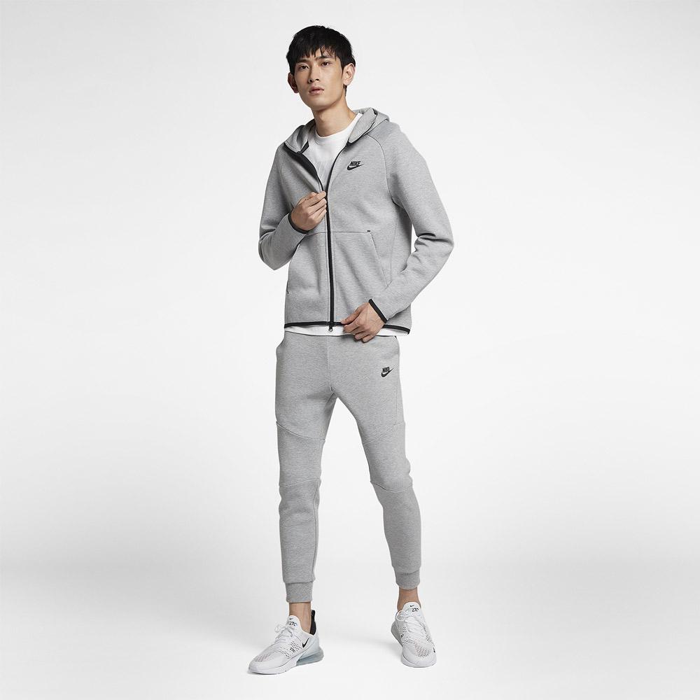 1118173b3 Nike Sportswear Tech Full Zip Hoodie. The Nike Sportswear Tech men's ...