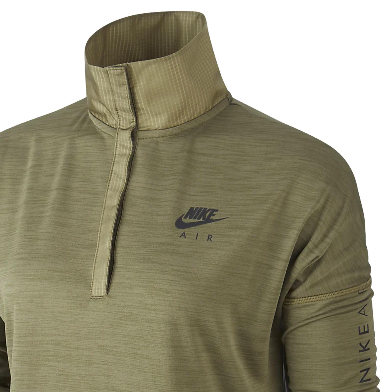 Nike Top Air Shirt - Medium/Olive Black
