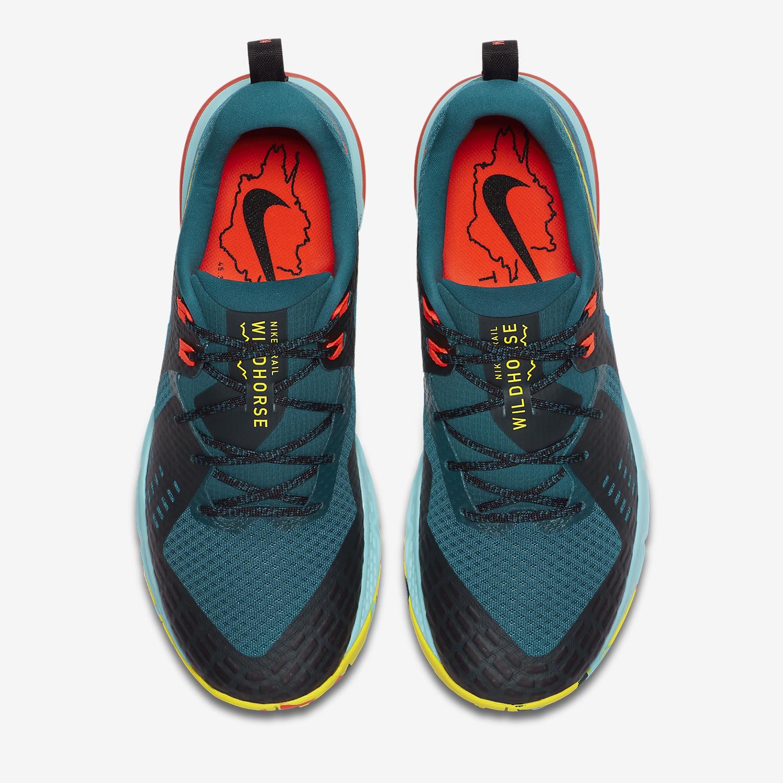 Nike Air Zoom Wildhorse 5 - Geode Teal/Chrome Yellow/Black