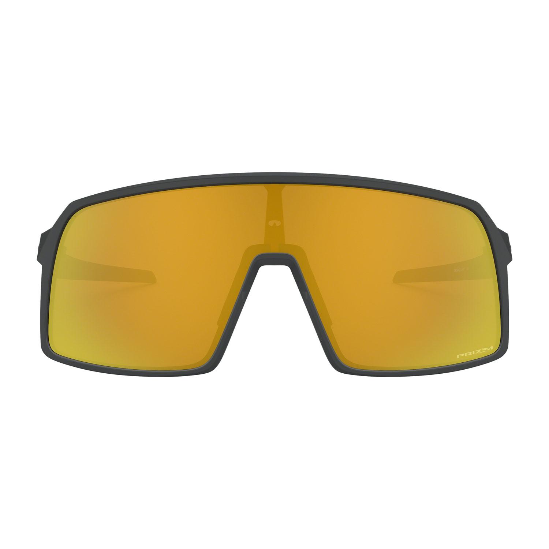 Oakley Sutro Glasses - Matte Carbon/Prizm 24k